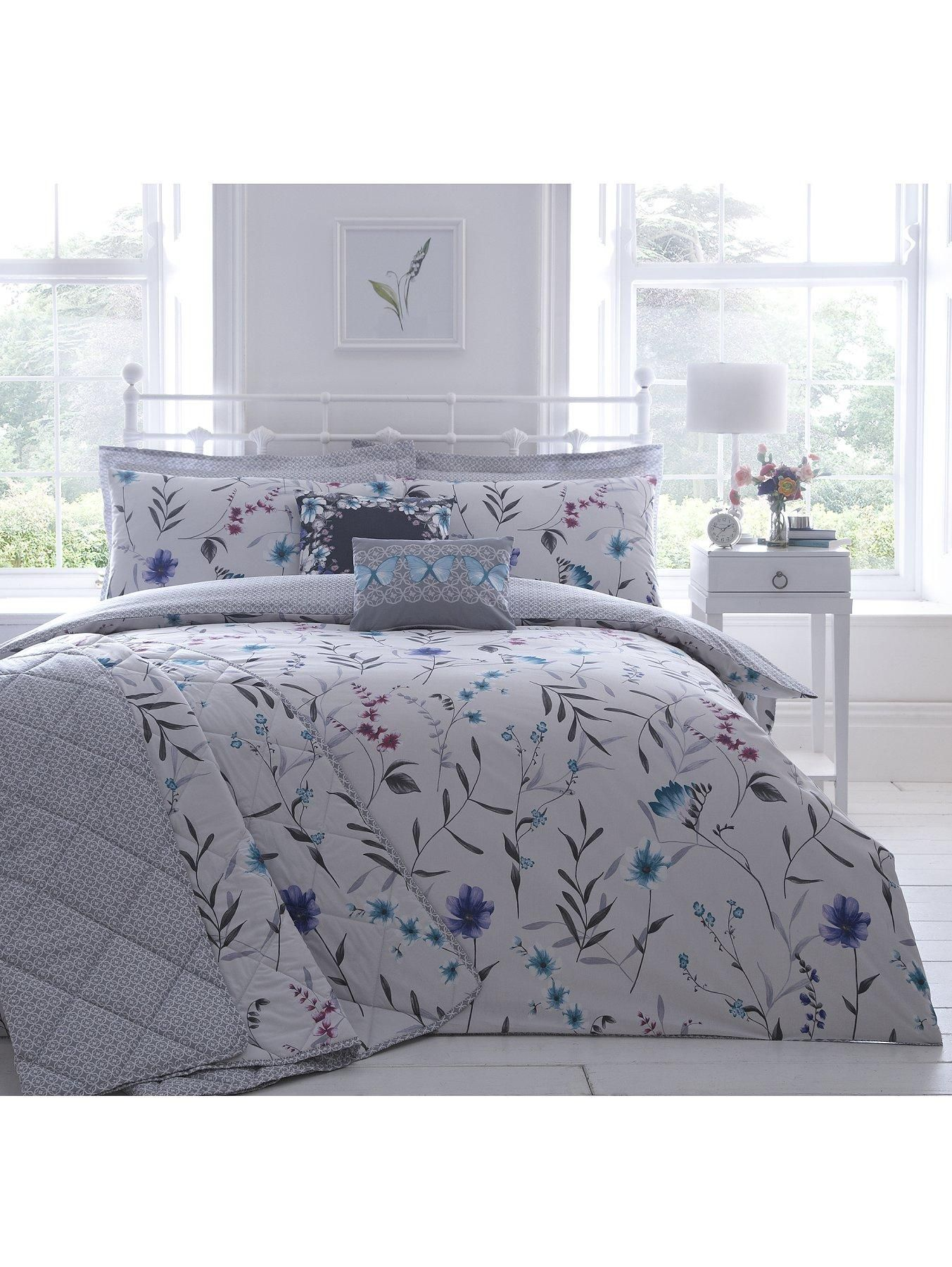 vanessa duvet cover set in single double king and super king sizesthis traditional duvet