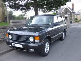 Range Rover LSE