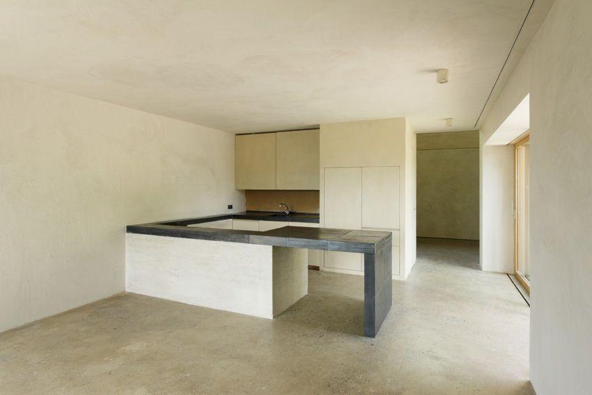 boltshauser architekten / lehmhaus martin rauch, schlins, Innenarchitektur ideen
