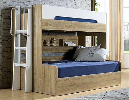 Teejay Bunk Bed Is Great Space Saving Solution For All Rooms The