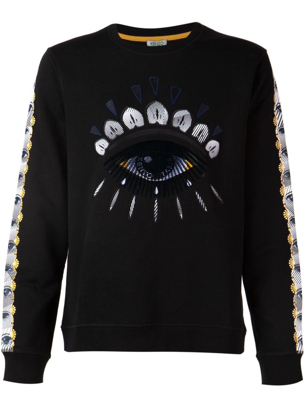 Cheap Kenzo Eye Sweatshirt