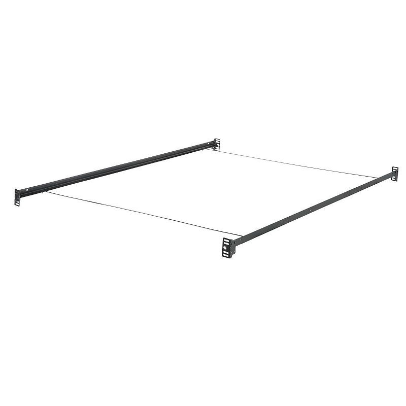 Malouf Structures Bolt On Metal Bed Rail System Metal Bed Rails