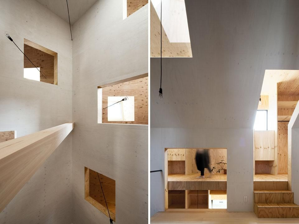 Awesome MA Style Architects: Ant House
