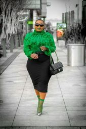 Photo of 41 Inspiring Outfit for Big Size Woman#fashionaccessories #fashio