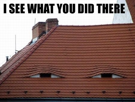 I See What You Did There Roanoke Swva Exteriorremodeling Roof Roofing Roofreplacement Roofingcontractor Funny Pictures Funny Faces Funny Photos