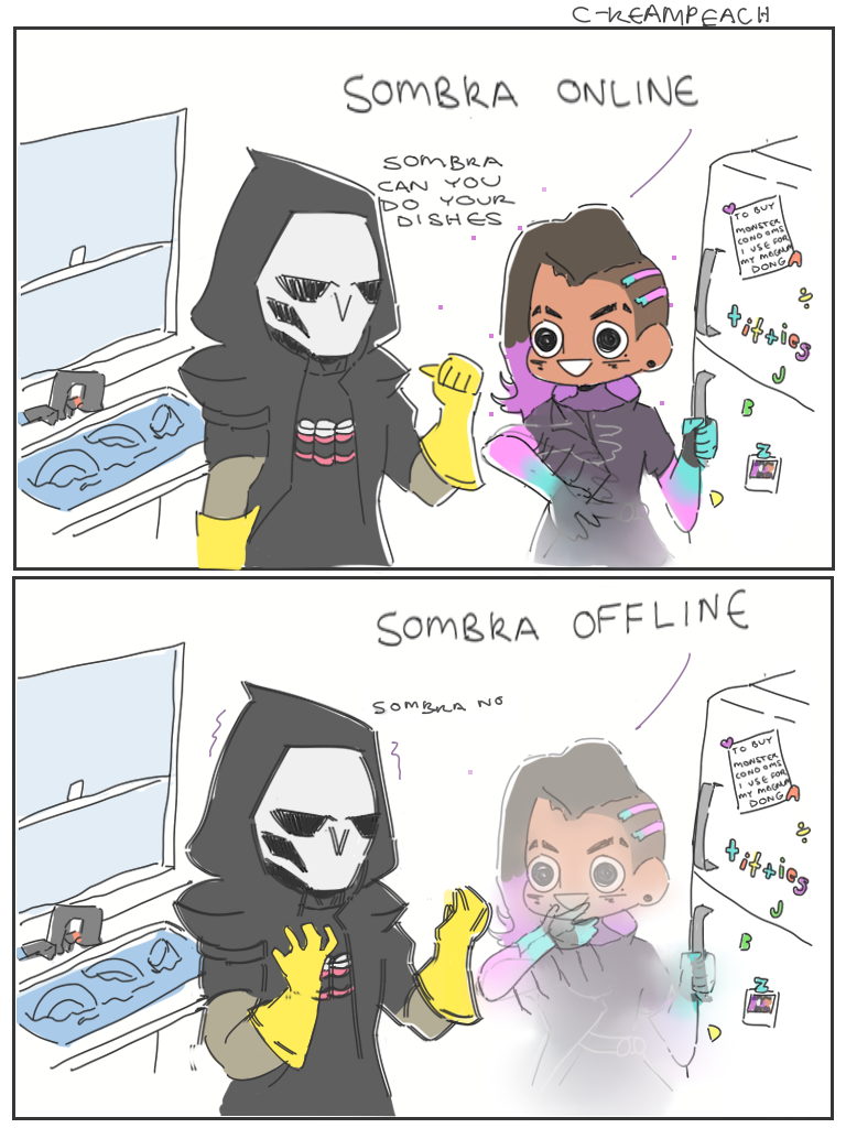 how to play overwatch invisible