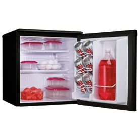 Danby Countertop Compact All Fridge 1 8 Cu Ft Dar195bl