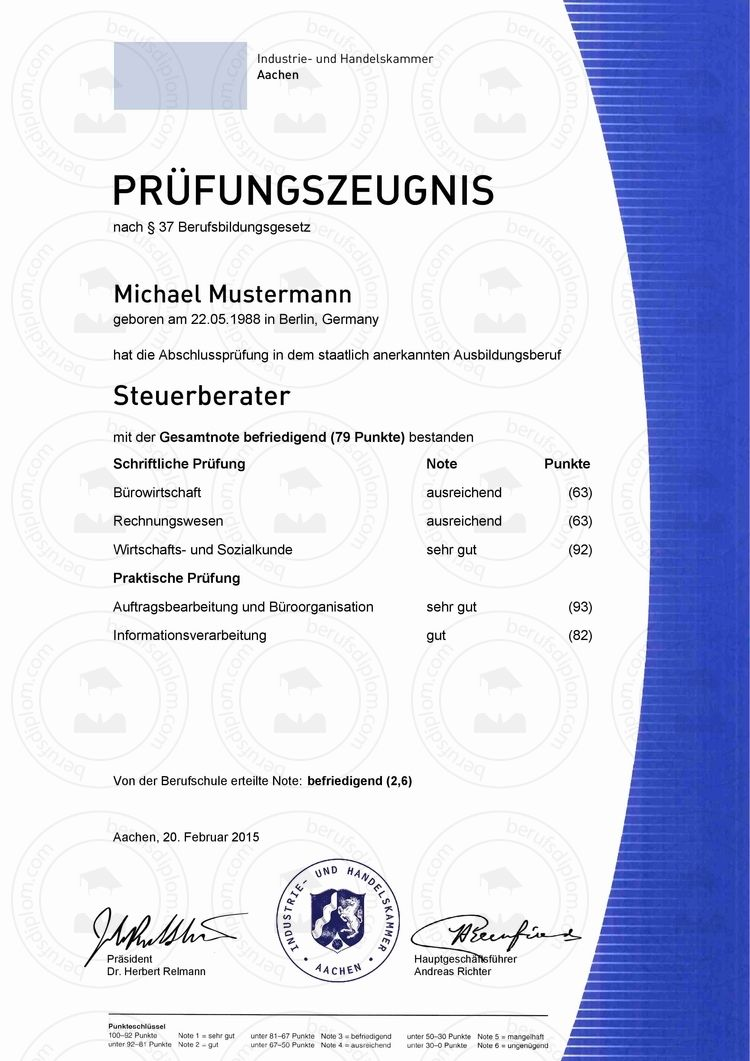 Ausgezeichnet Office Zertifikatvorlage Bilder - Beispiel Business ...