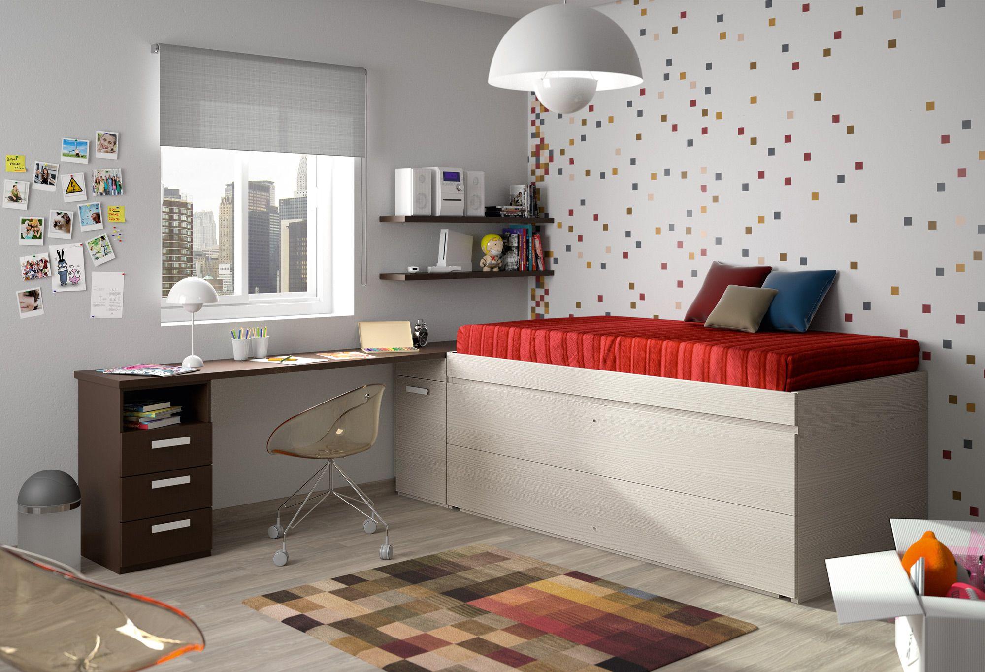 Kids trundle bed desk drawers trundle beds pinterest desks