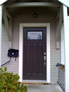Thinking Of A Purple Front Door Can We Say Eggplant Purple Painted Exterior Doors Exterior Front Door Paint Colors Painted Front Doors