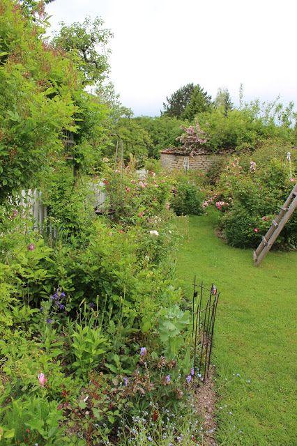 Notre jardin secret...