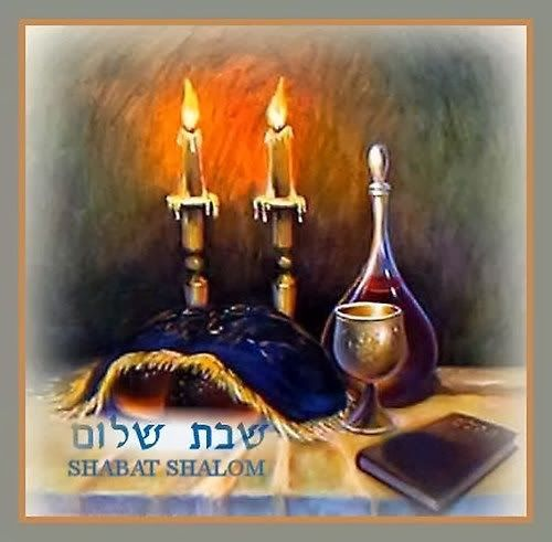 Love For His People: Shabbat Shalom to our Jewish friends!