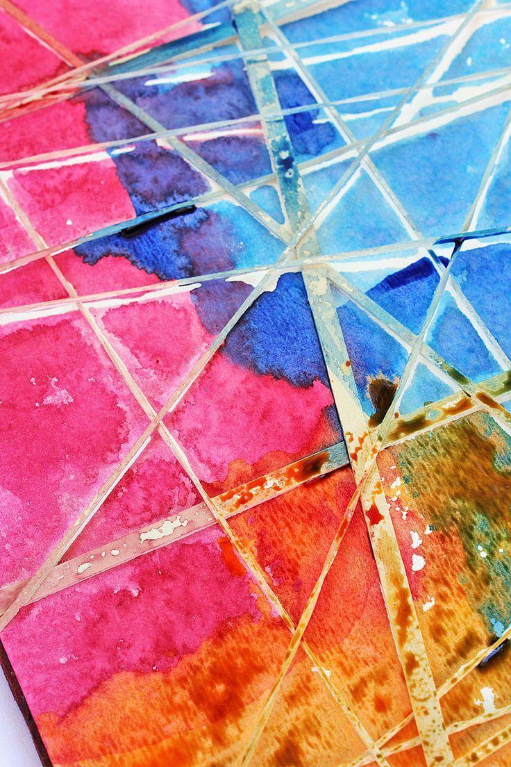 abstract art inspiration ideas