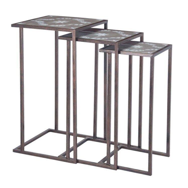 Elk Home 7159 058 S3 Seneca Nesting Accent Tables Set Of 3