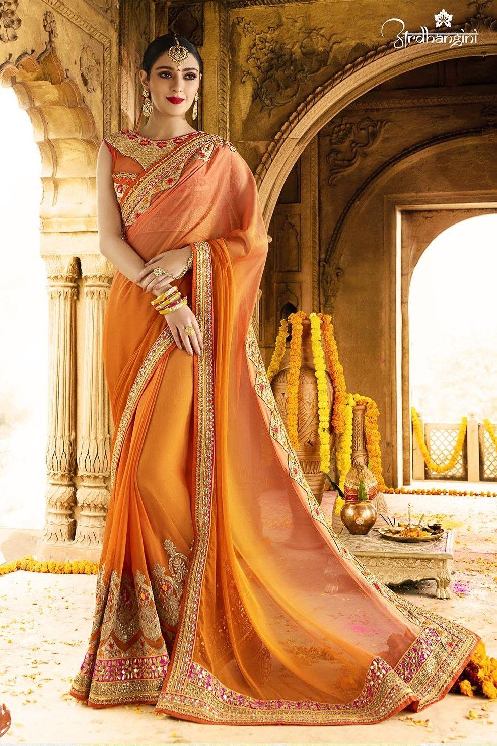 Saree for women wedding ardhangini saree   saree indian dresses and fashion women