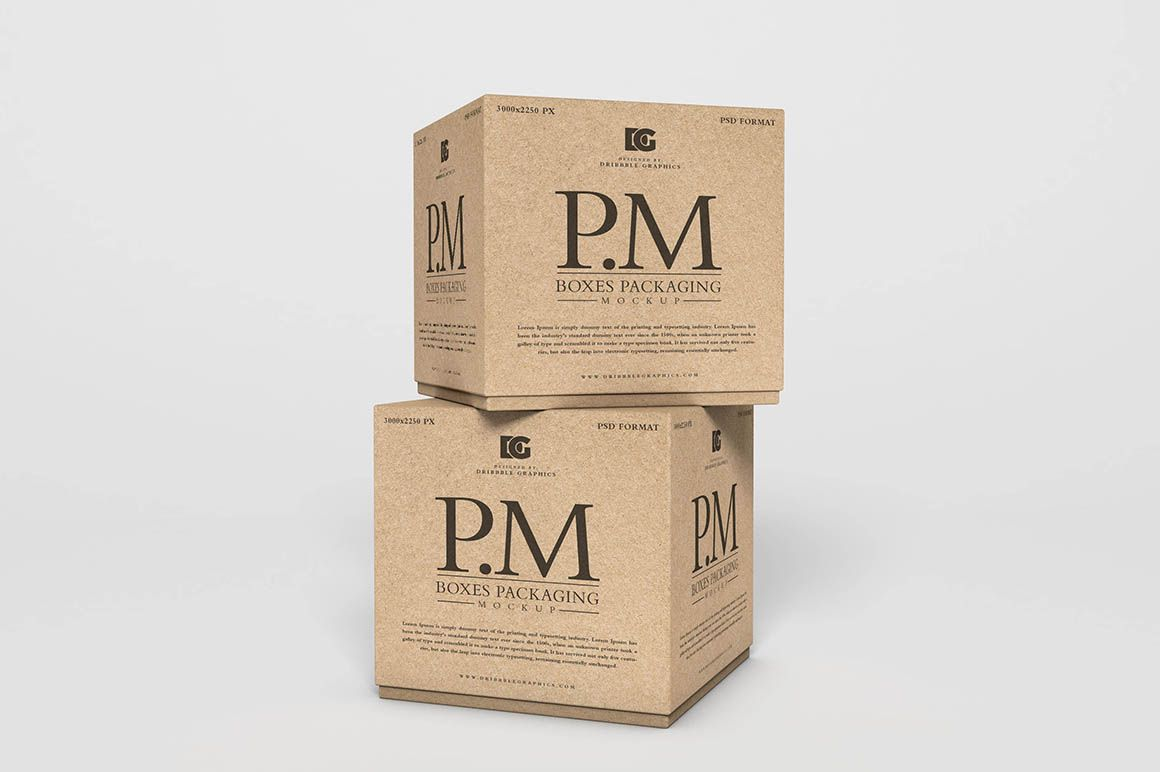Download Craft Boxes Packaging Free Mockup Dealjumbo Com Discounted Design Bundles With Extended License Business Cards Mockup Psd Box Mockup Packaging Mockup