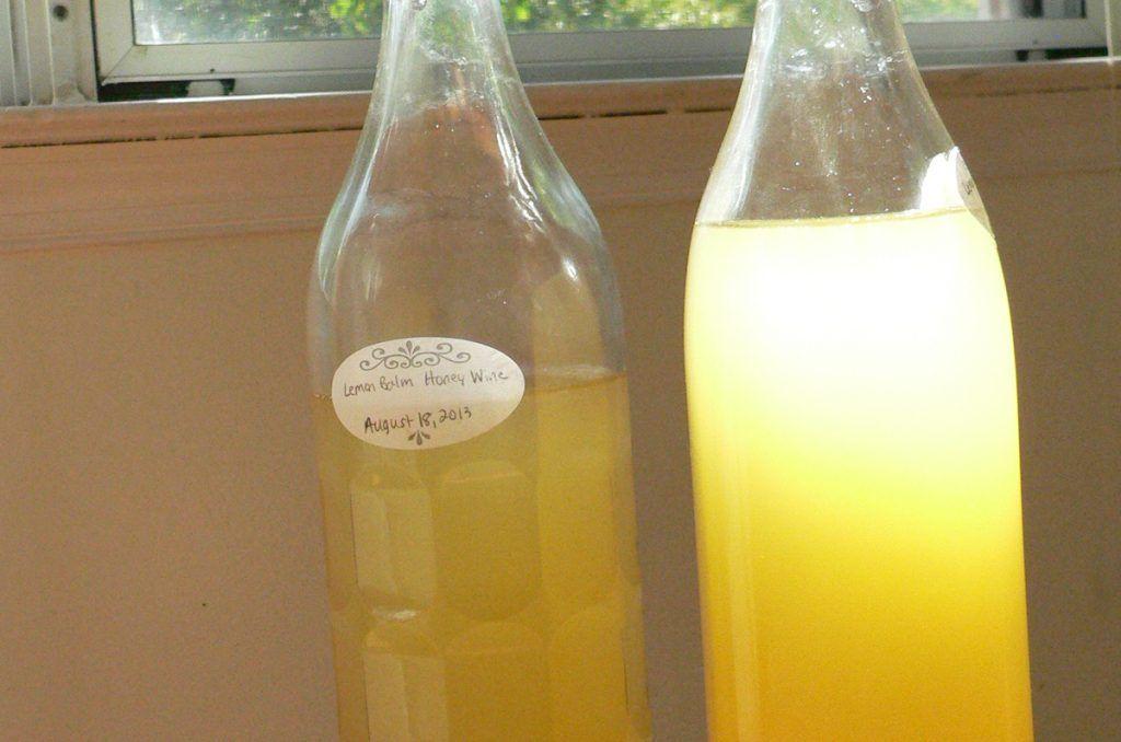 Make your own honey wine