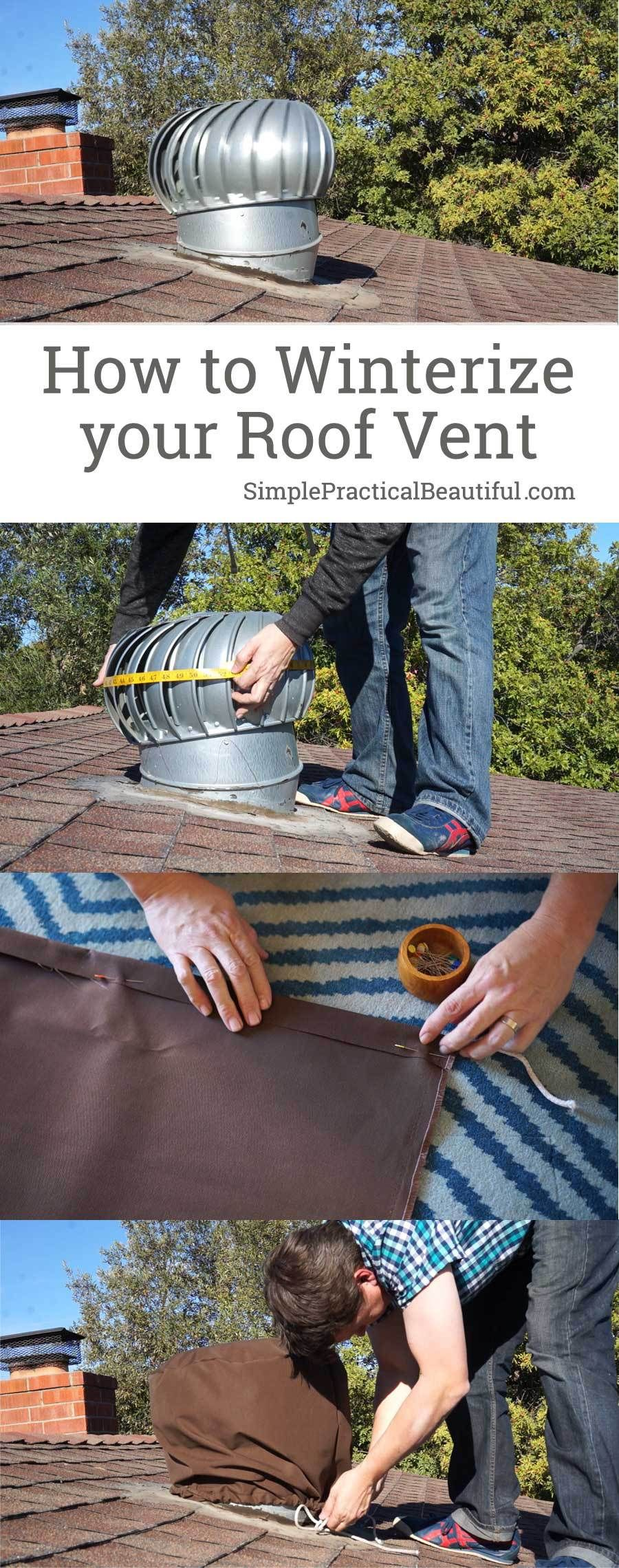 How To Make A Roof Vent Cover Roof Vents