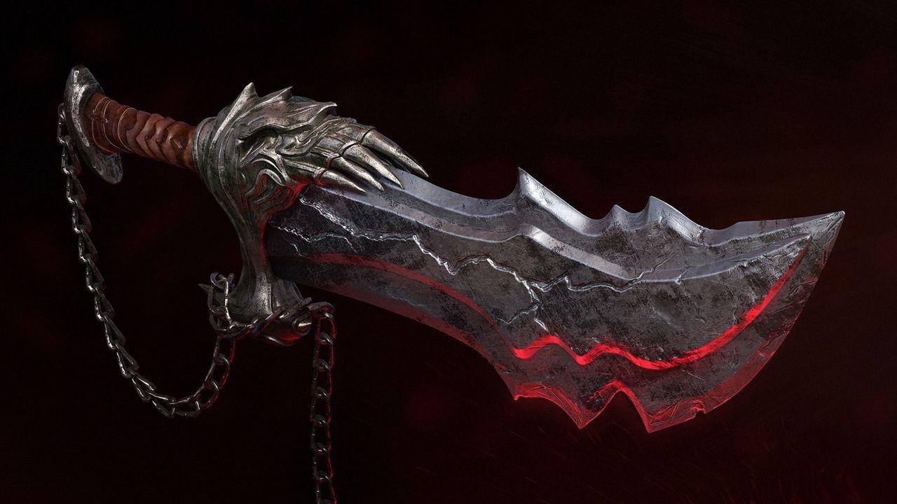 Pin By M Saran Kumar On Game Kratos God Of War God Of War Blades Of Chaos God of war blades of chaos wallpaper
