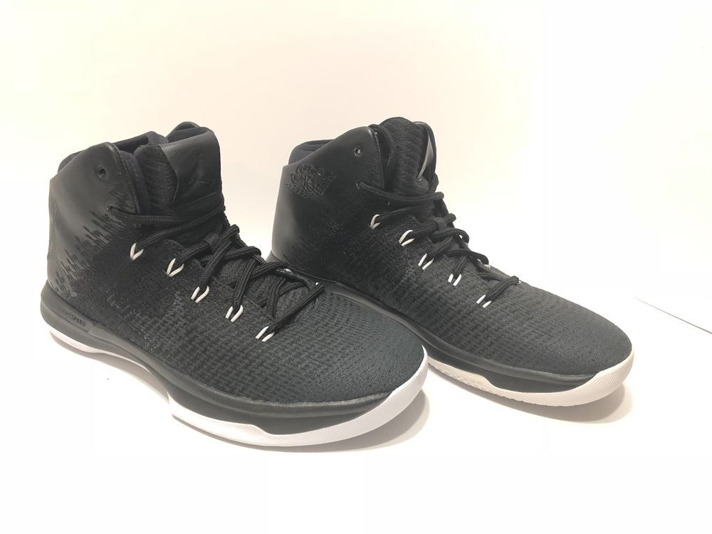 super popular 39d31 95df3 ... get new nike air jordan xxxi 31 black anthracite white 845037 010 size  9.5 431f0 2988a