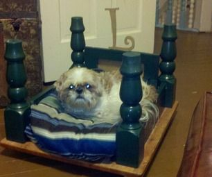Cheap And Fast Dog Bed With Images Dog Bed Dog Beds For Small Dogs Diy Dog Bed