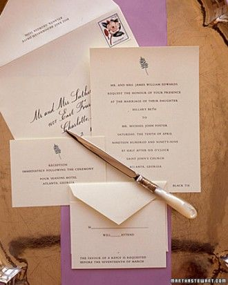 See the reply card in our the etiquette of wedding invitation see the reply card in our the etiquette of wedding invitation enclosures gallery stopboris Images