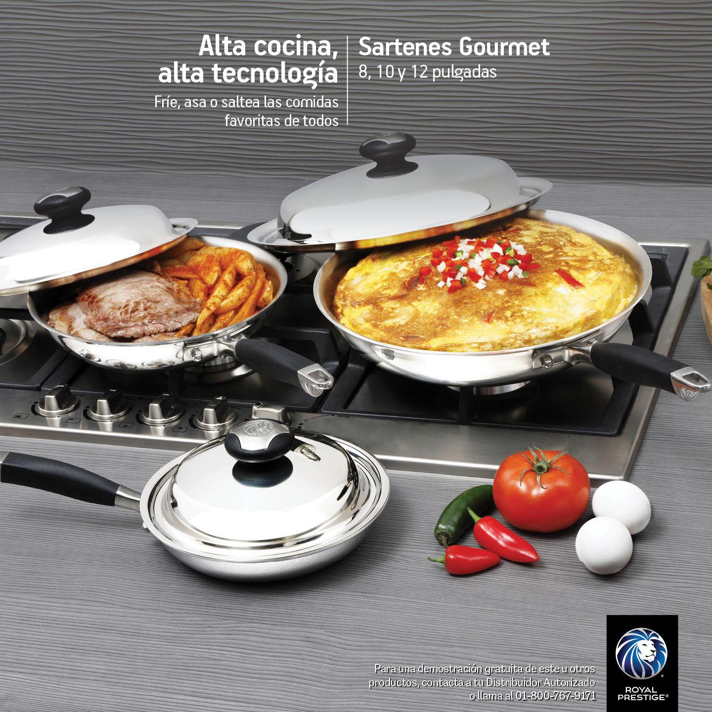 Pin En Utensilios De Cocina Royal Prestige