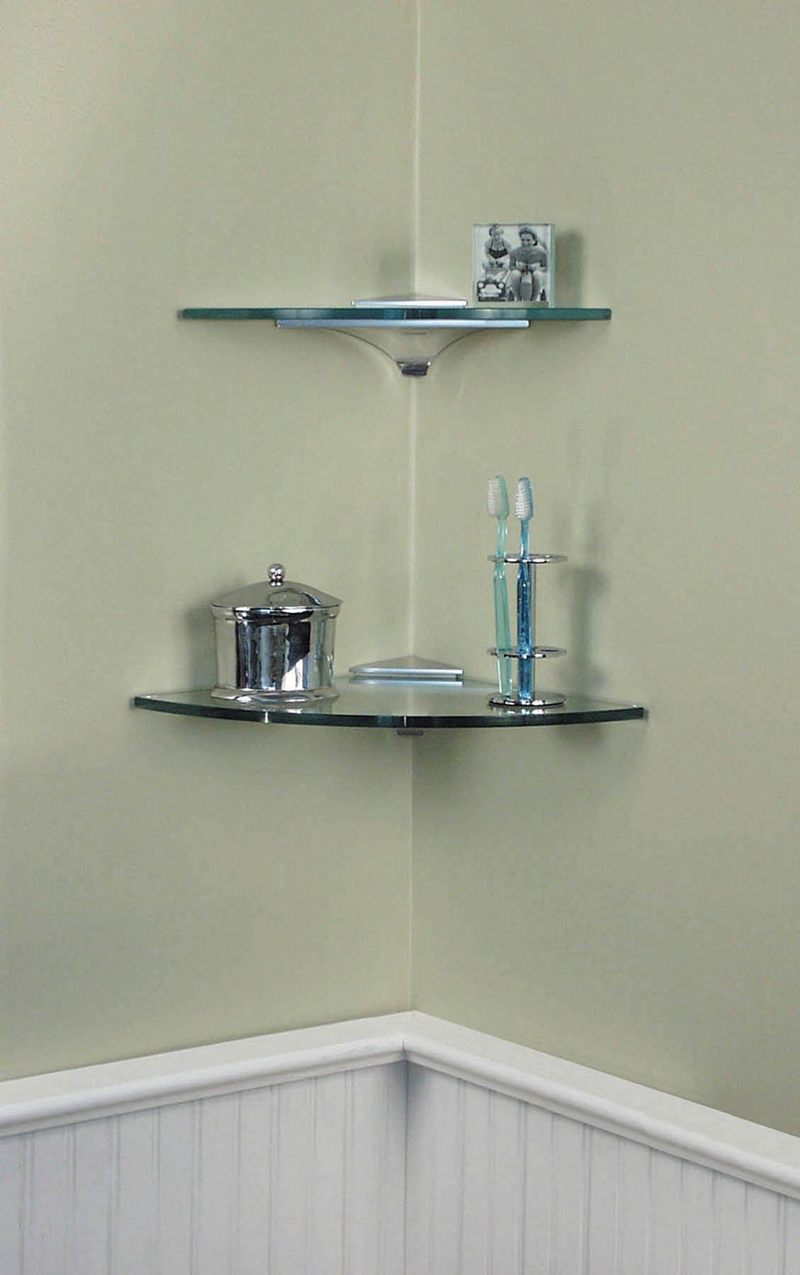 12 Marvelous Bathroom Shelves Decoration Ideas For Small Spaces