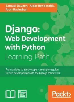 Django web development with python pdf webdeveloper designing websites pinterest design and website also rh