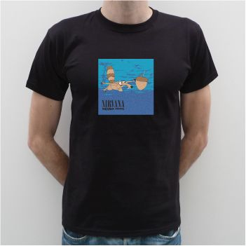 T-shirt Never Mine