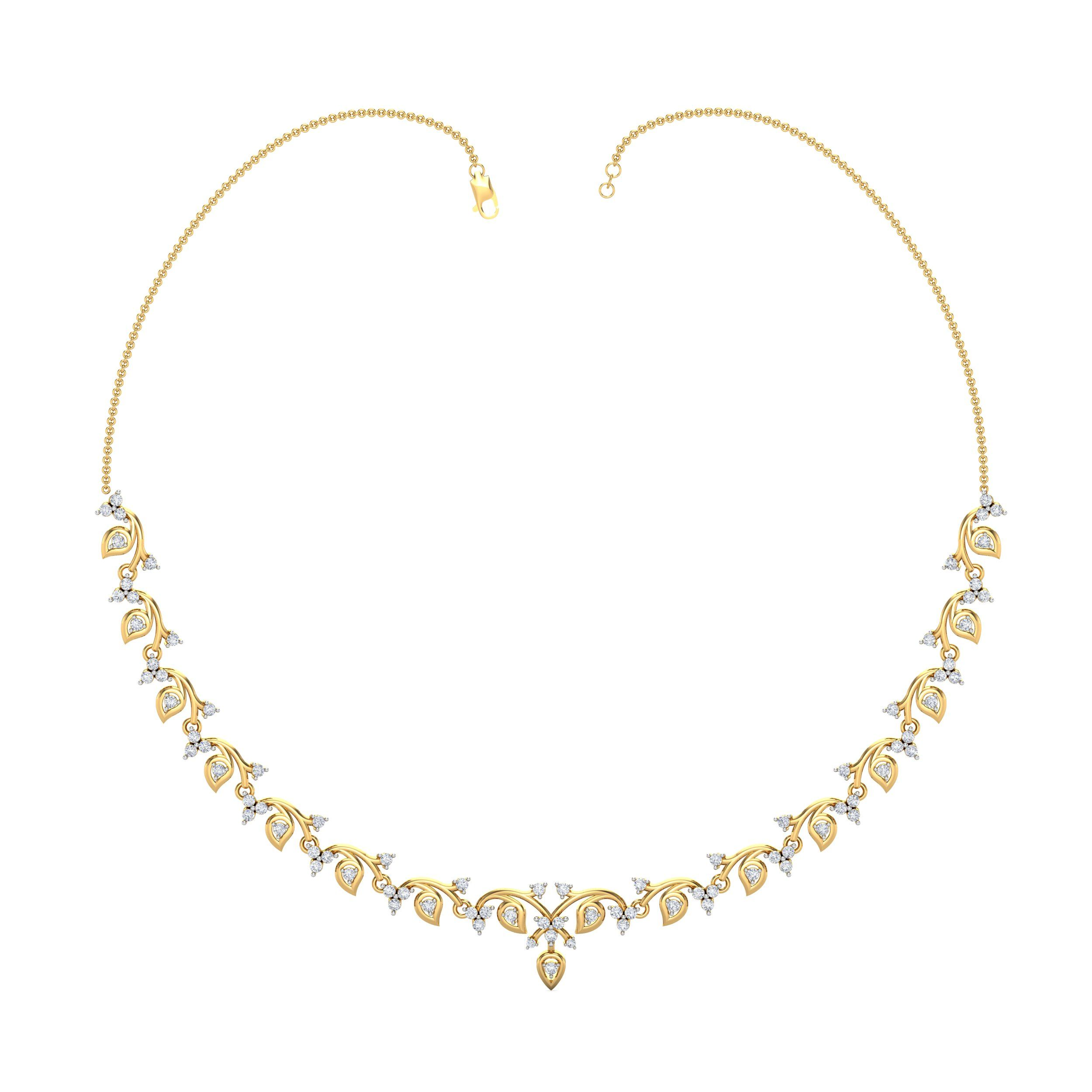 graff high cts necklace jewellery a featuring collections diamond cushion and yellow cut fancy intense white