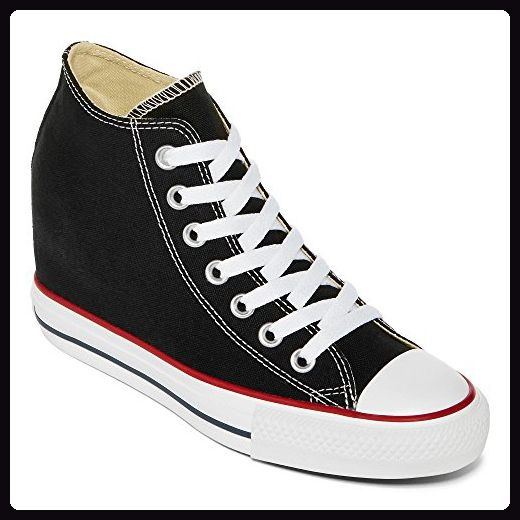 Converse Chuck Taylor All Star Womens Lux High-Top Sneakers