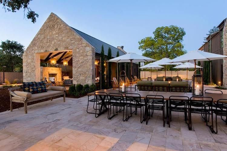 The Napa Valley Guide Fachadas De Casas Modernas Arquitectura