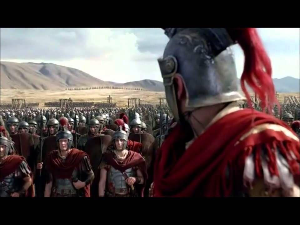 Spartacus: War of the Damned - Final Battle (Spartacus & Crassus) [HD]