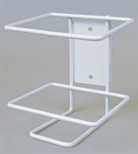 hold it quart bottle holder square style wall mount on disinfectant spray wall holders id=96637