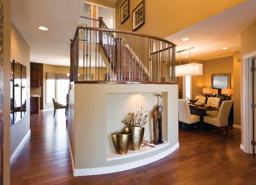 Custom Home Designs   Fine Home Building   Two Storey Edmonton   Single  Family Homes  