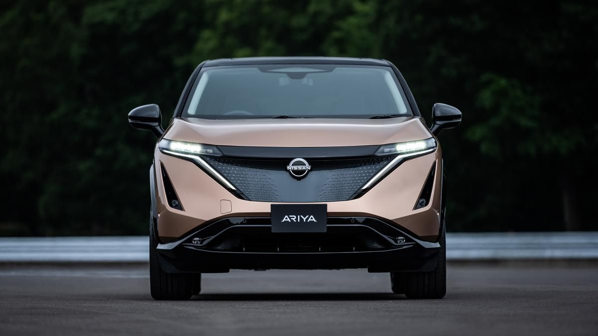 2021 Nissan Ariya In 2020 Nissan Ev Suv New Nissan
