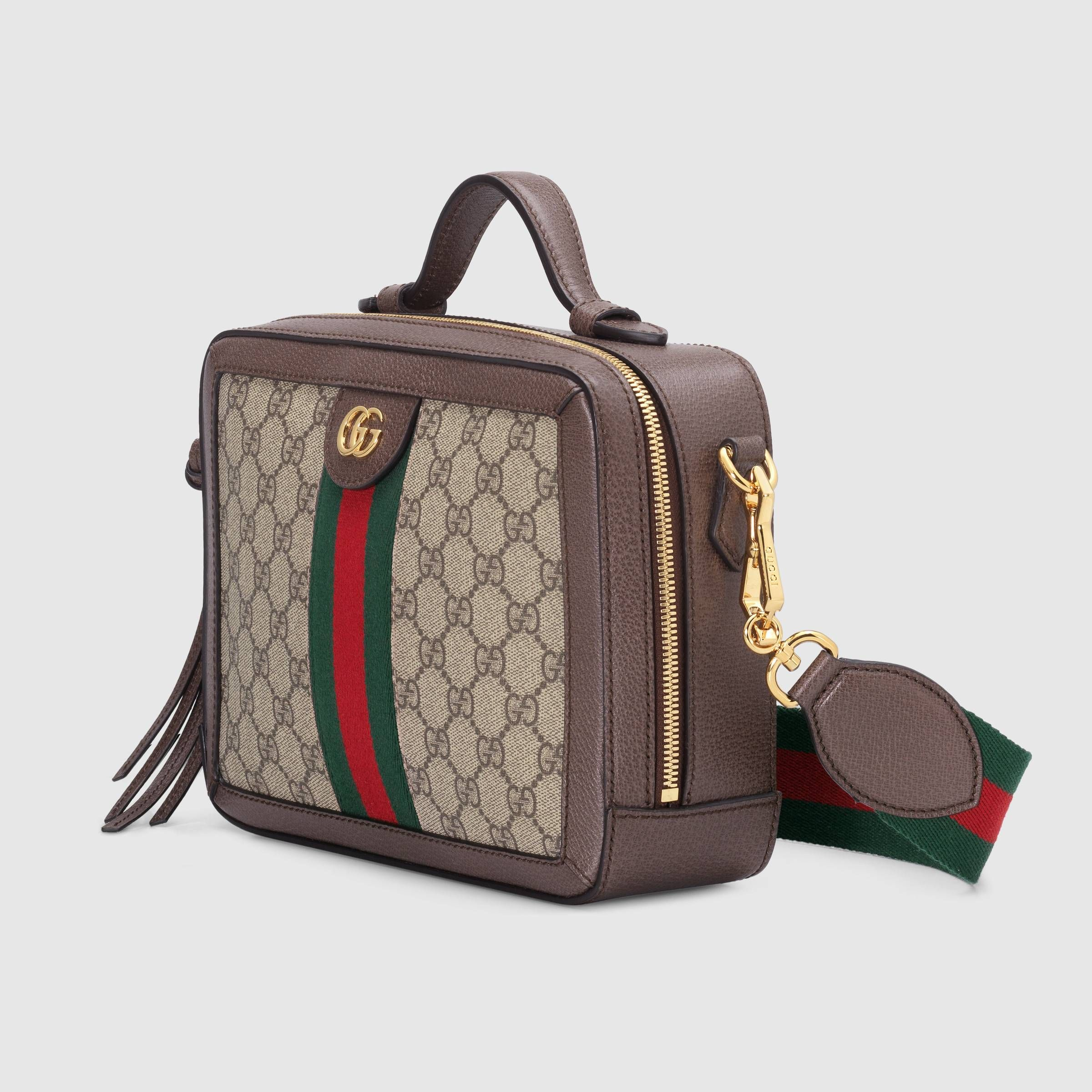 79b6b667f7555 Ophidia small GG shoulder bag - Gucci Women s Camera Bags 550622K05NG8745