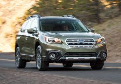 2015 Subaru Legacy Outback Crash Their Way To Iihs Top Safety Pick Ratings W Video Subaru Outback Subaru Best New Cars