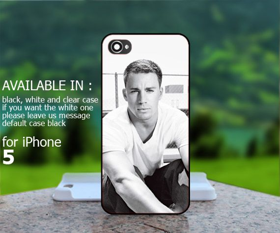 CHANNING TATUM B - iPhone 5