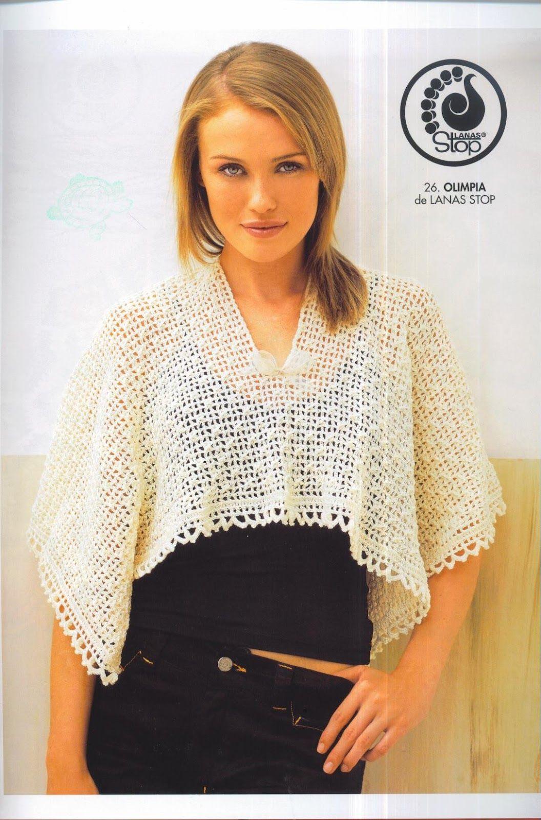 Blog de patrones de punto y ganchillo | tejidos crochet | Pinterest ...