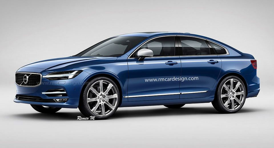 2018 Volvo S60 Will Have To Be Special The Segment
