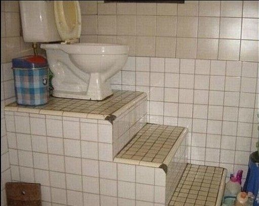 Stairway to Heaven #toilet #fail | Plumber humor, Bathroom humor ...