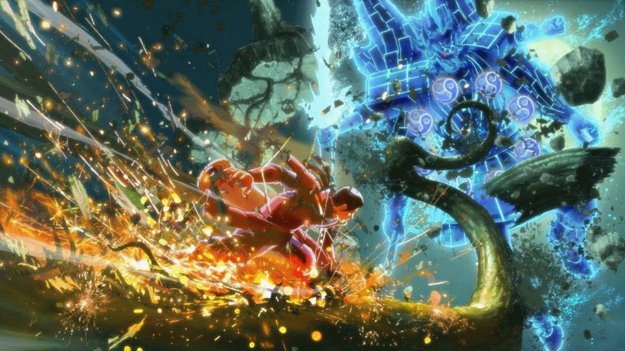 Anime ninja tournament naruto game browser online