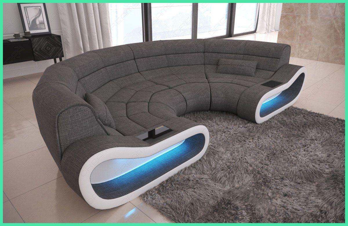 Harmonisch Ledersofa Hellbraun Fur Big Sofa Stoff Wohnlandschaft U
