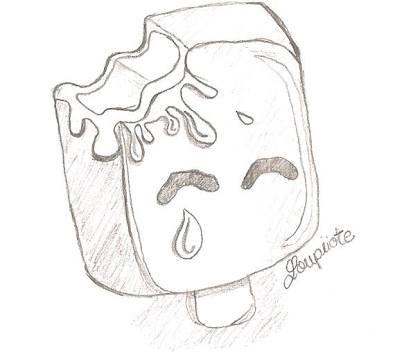 Dessin kawaii mimi et chou pinterest - Manga a dessiner facile ...