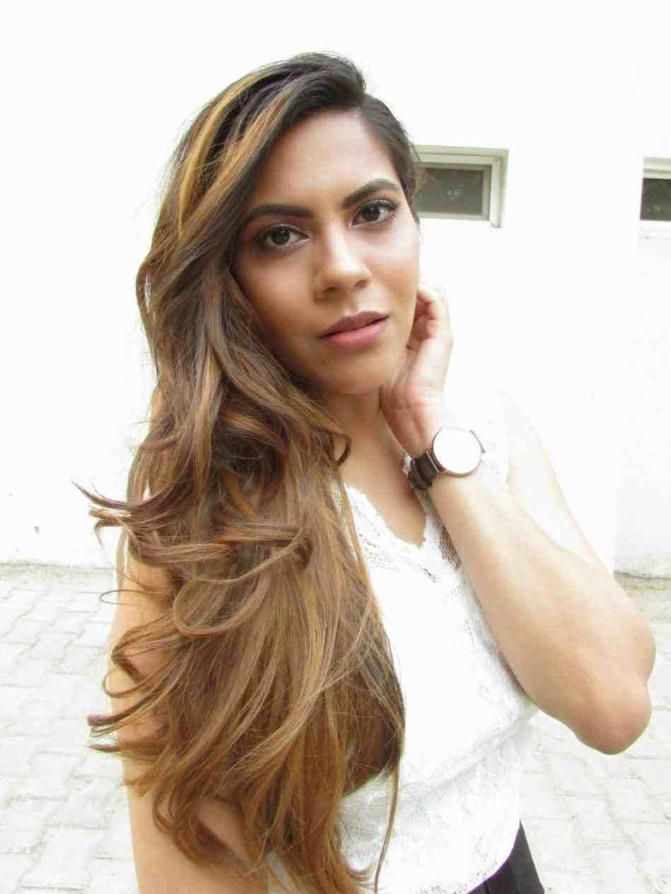 Hair Colour For Indian Girl Hair Stylist And Models Pinterest