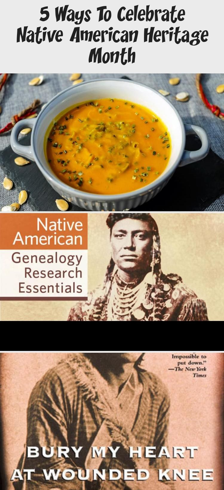Photo of 5 Ways To Celebrate Native American Heritage Month – Women