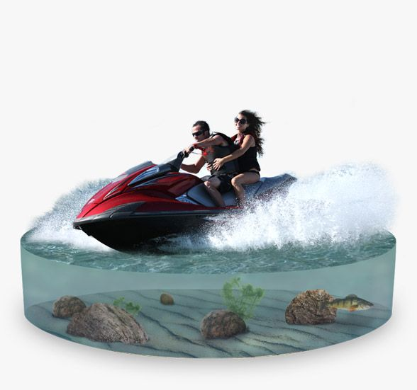 Personal Watercraft.