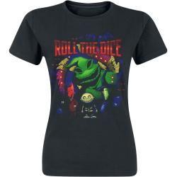 Photo of Der Albtraum vor Weihnachten Roll The Dice T-Shirt